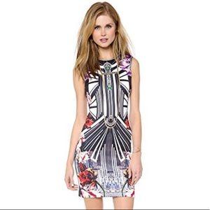 Clover canyon scuba mini dress